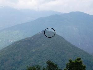 Tashiding: la montaña sagrada
