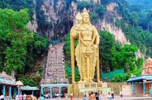 Un alto en Malasia