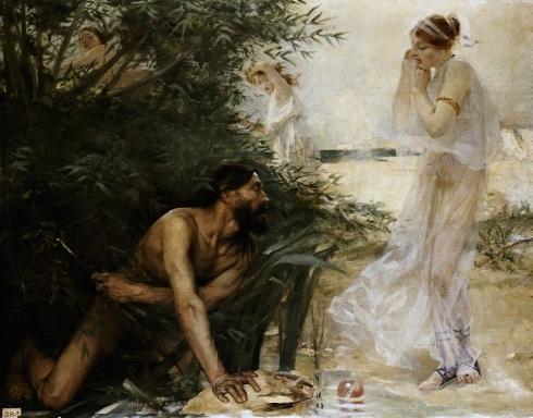 Jean_Veber_-_Ulysses_and_Nausicaa,_1888